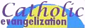 Catholic Evangelization logo